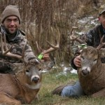 NextBuk Outdoors partners, Jarrod Erdody and Lee Gatzke