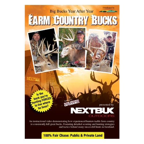 how to deer hunt farm country - hunting farmland - hunting video by NextBuk Outdoors