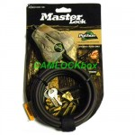 Master Lock Python Cable Lock - Realtree Camouflage