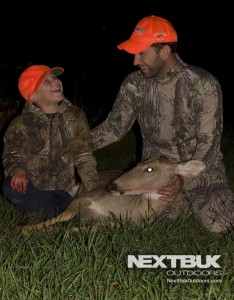 Getting kids involved in hunting is rewarding for both parents and the kids!