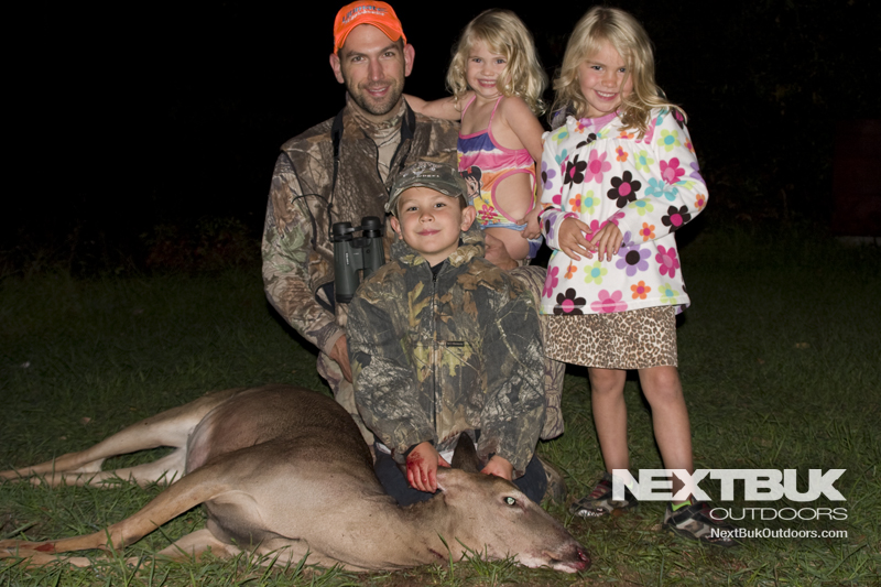 kids youth hunt - michigan youth hunt - Erdody Family