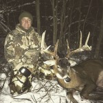 justin hollandsworth ohio late season archery buck