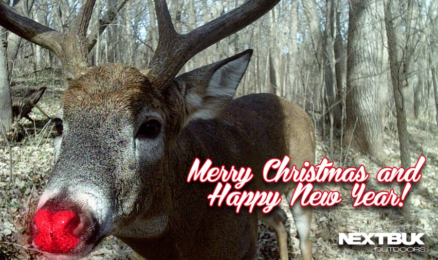 Merry Christmas and Happy New Year from NextBuk Outdoors