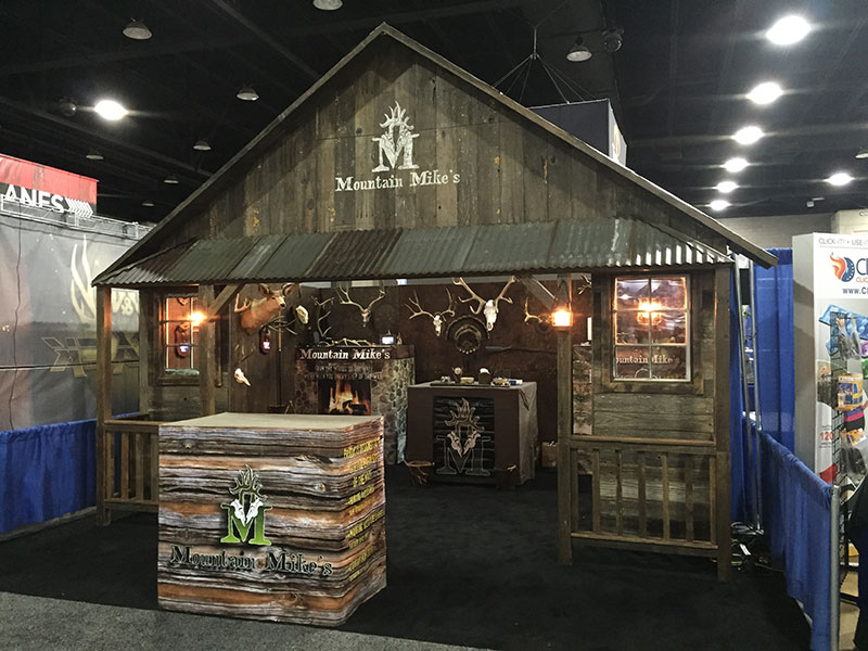 Mountain Mike's Reproductions - ATA Show 2016 Louisville Kentucky
