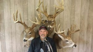 best time to hunt deer by Paul Ranft - 3 boone & crockett bucks in 3 years