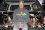 2018 wisconsin gun season bucks - Tom Gatzke